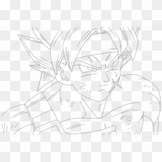 Free Bardock Coloring Pages, Download Free Clip Art, Free Clip Art ...   320x320
