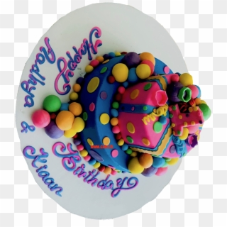 Free 1st Birthday Cake PNG Images | 1st Birthday Cake