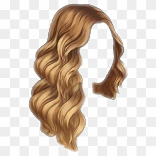 Transparent Background Free Roblox Hair Girl