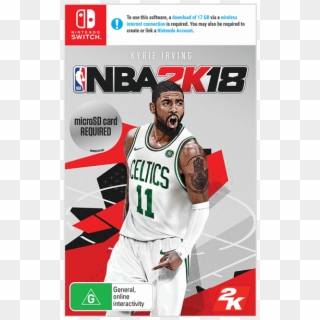 Free Nba 2k18 PNG Images | Nba 2k18 Transparent Background