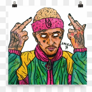 Free Lil Peep Png Images Lil Peep Transparent Background