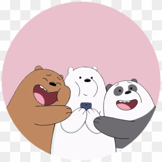 We Bare Bears Png Pack We Bare Bears Happy Transparent Png 1600x980 356353 Pinpng