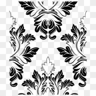 Free Flower Border Design PNG Images | Flower Border Design