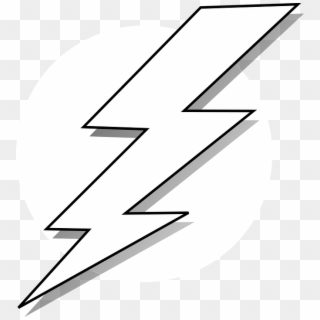 Free White Lightning Bolt PNG Images | White Lightning Bolt