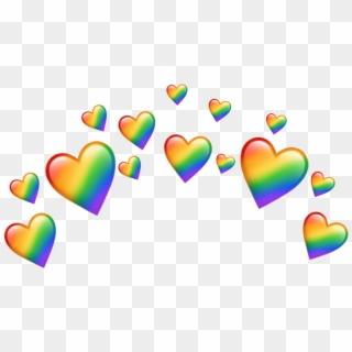 Free Rainbow Emoji PNG Images | Rainbow Emoji Transparent Background