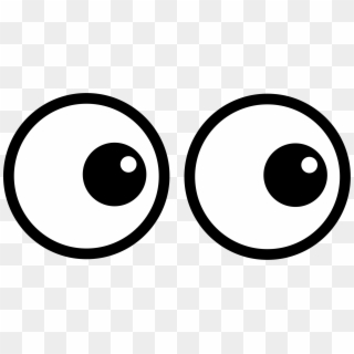 Big Cartoon Eyes Cartoon Eyes Clip Art Png Transparent