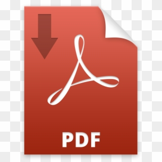 Free Pdf Icon Png Images Pdf Icon Transparent Background