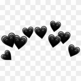 Free Black Heart Emoji Png Images Black Heart Emoji Transparent Background Download Pinpng