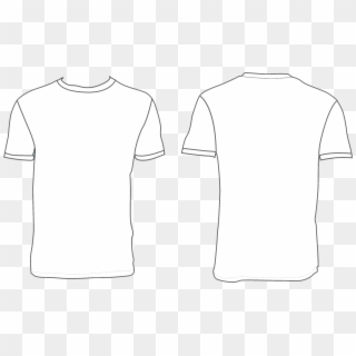 Free T Shirt Template Png Images T Shirt Template Transparent