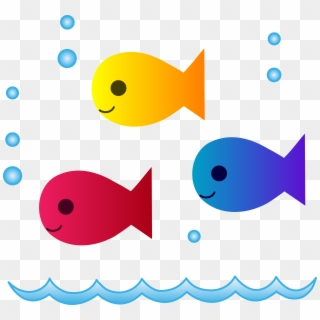 Free School Of Fish PNG Images | School Of Fish Transparent