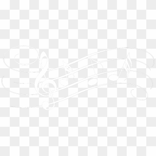 Free White Music Note PNG Images   White Music Note