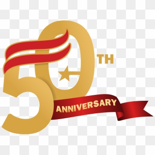 Free 50 Anniversary PNG Images   50 Anniversary Transparent
