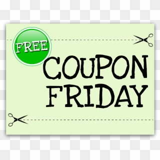 Free Coupon Friday Enter To Win 5 To The Coupon Marketplace European Week For Waste Reduction Hd Png Download 800x600 2684093 Pinpng