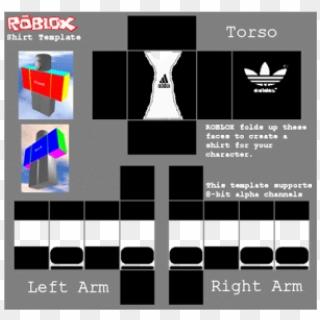 Roblox Shirt Anime Template