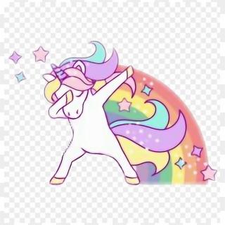 Free Dabbing Unicorn Png Images Dabbing Unicorn