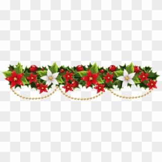 Free Christmas Garland Png Images Christmas Garland