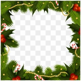 Christmas Border Clipart Png.Free Christmas Border Transparent Png Images Christmas