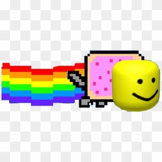 Oof Nyancat Roblox Rainbow Meme Freetoedit Nyan Cat Gifts