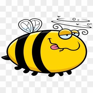 D R N U K Spelling Bee - Drunk Bee, HD Png Download - 1200x800