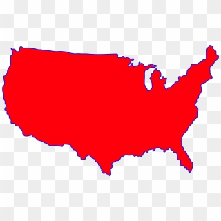 Free Us Map Icon PNG Images | Us Map Icon Transparent