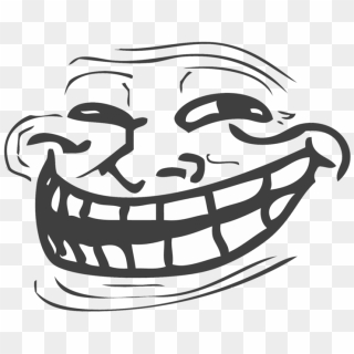 Free Troll Face Png Images Troll Face Transparent Background Download Pinpng