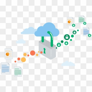 Free Cloud Storage PNG Images | Cloud Storage Transparent