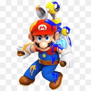 Free Super Mario Sunshine PNG Images | Super Mario Sunshine