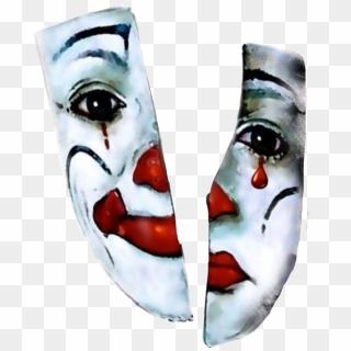 Free Clown Makeup Png Images Clown Makeup Transparent