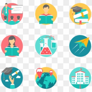 Free Education Icon Png Images Education Icon Transparent Background Download Pinpng