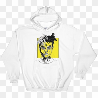2018 Limited merch XXXTentacion  question mark Album Cover Hoodie Sweatshirt