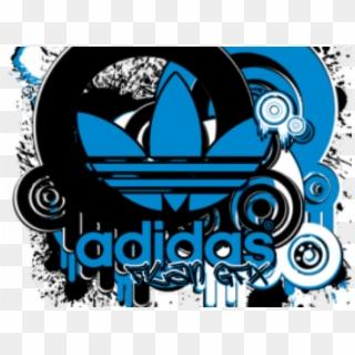 Adidas Transparent Background Logo Adidas White Png Png