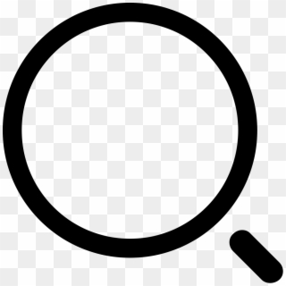 Free Black Search Icon PNG Images | Black Search Icon
