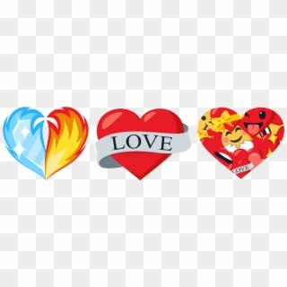 Free Love Emoji PNG Images   Love Emoji Transparent Background