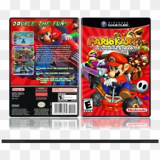 Comments Mario Kart Mario Kart Double Dash 2 Hd Png Download