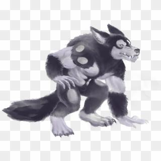 Transparent Werewolf Kobold - Grimgar Death Spot, HD Png ...