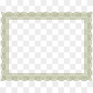 Free Certificate Border PNG Images | Certificate Border ...