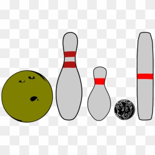 Free Bowling Pins PNG Images | Bowling Pins Transparent