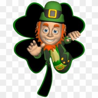 Leprechaun With Transparent Background Xxx St Patrick S Day Gifs